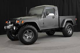 jeep brute single cab custom matte black brute american expedition vehicles product forums