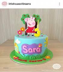 peppa pig birthday ideas birthday cakes lovely recipe for peppa pig birthday cake recipe