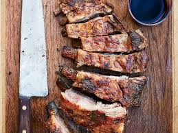 Rack Of Lamb On Grill Cumin And Coriander Grilled Lamb Ribs Recipe Tom Mylan Food U0026 Wine