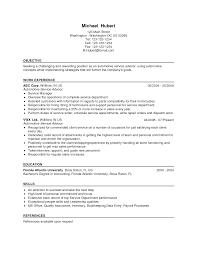 Best Customer Service Manager Resume by Service Manager Resume Objective Free Resume Example And Writing