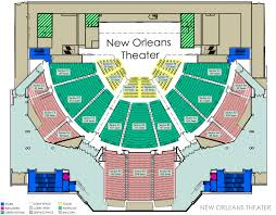 Map Of New Orleans Usa by Floor Plans Ernest N Morial Convention Center