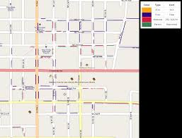 gainesville map downtown gainesville parking locations and rates city of