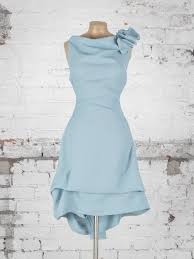 duck egg blue anna dress blonde and wise