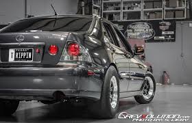 modified lexus is300 rippin the turbo ls swapped is300 the modified lifestyle
