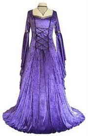 Medieval Wedding Dresses Uk Medieval Dress Ebay