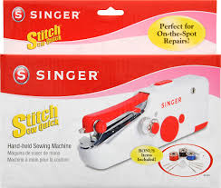 Sewing Upholstery By Hand Singer Stitch Sew Quick Hand Held Sewing Machine Joann