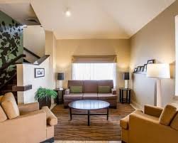 Comfort Suites Phoenix Airport Lobbyinterior1 Jpg