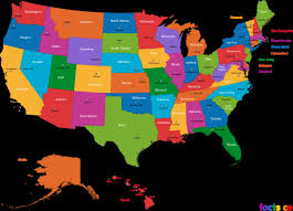 map usa all states united states map all states cities large detailed roads and