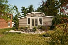 Back Yard House Granny Pods U0027 Debut As Nursing Home Alternative Granny Pod