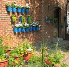 tin can wall garden make