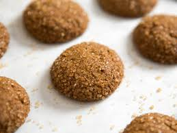 step by step the best gingersnap cookies serious eats