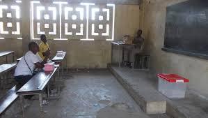 bureaux de vote l aspe de kaga bandoro forme les membres des bureaux de vote du
