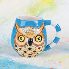 Owl Canisters by Wise Old Owl Mug Ilovetocreate