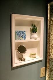 how to turn old medicine cabinet into open shelving u2022 charleston
