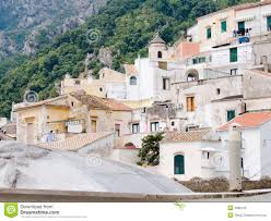 landscape for classics mediterranean houses of alb royalty free