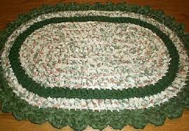 hand crocheted rag rugs carol u0027s rugs and rug making supplies