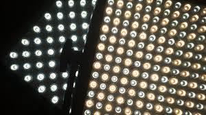 is a bi color led light always the best option cinema5d