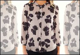 floral blouse 10 from one floral blouse dailyworth