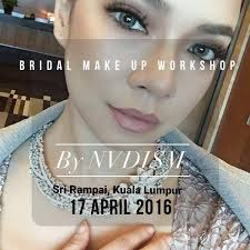 makeup artist in ri bridal makeup workshop by nad ismail 17 apr 2016 beyond artistique