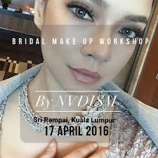 makeup artist in ri bridal makeup workshop by nad ismail 17 apr 2016 beyond artistique