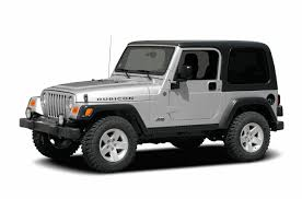 2004 jeep wrangler new car test drive