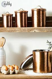 copper canisters kitchen vintage canisters copper kitchen canisters graduated canisters