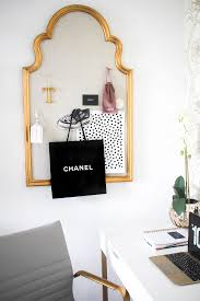 Home Decor Blogger by Blogger Office Tour Money Can Buy Lipstick