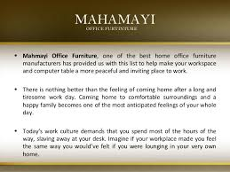 Make Your Office More Inviting Always Choose Wonderful Home Office Furniture