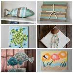 craft ideas for adults for the home beach craft ideas 35 beach
