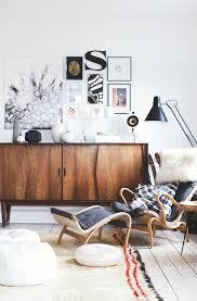 Mod Home Decor Mod Mid Century Mcm Boho Chic Bohemian Interior Design Home Decor