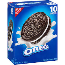 amazon com oreo golden oreo cookie 16 6 ounce packages pack of 4