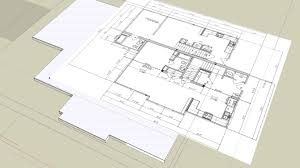 learn how to apply a texture floor plan in sketchup importing an