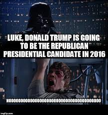 Darth Vader Meme - funny star wars memes with a political twist