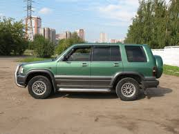 isuzu trooper 3 0 1999 auto images and specification