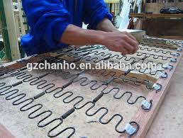 ressort canapé fabricant fournir pince à ressort canapé pièces clip pour canapé