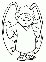 nose boy colouring pages 3 clip art library