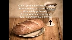 come ye thankful come diocese of st benedict