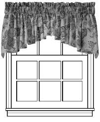Fabric For Kitchen Curtains 29 Best Kitchen Curtains Images On Pinterest Kitchen Curtains