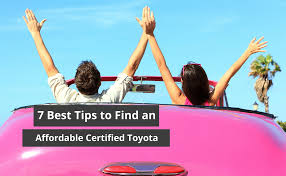 what car toyota what car is right for me car buying made simple