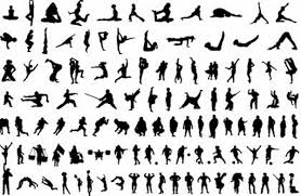 free silhouette images over 120 free vector body silhouettes free vector in encapsulated