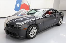 2014 camaro automatic 2014 chevy camaro lt automatic sunroof leather 42k at