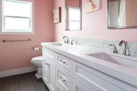 girls bathroom ideas girl bathroom ideas pink girls bathroom with gray glass tiles boy