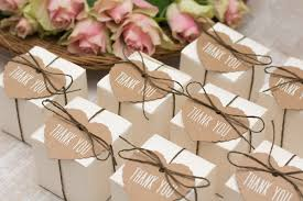 9 wedding favors your guests will actually use weddingbee