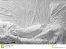 top bed sheets top view of bedding sheets and pillow stock photo image 55732536
