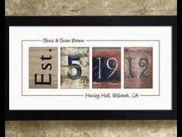 wedding gift craft ideas diy personalized wedding gift ideas