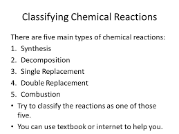 decomposition and synthesis reactions worksheet stinksnthings