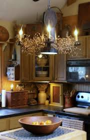 Primitive Kitchen Decorating Ideas Endearing Primitive Kitchen Decor And Primitive Country Home Black