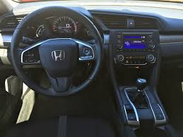 why the 2016 honda civic lx with a manual is the best 2016 civic