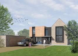 4 Bedroom Bungalow Architectural Design Radbrook Village Civic U0026 Community Ahr Architects And