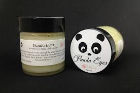natural eye make up remover hayley benseman panda eyes